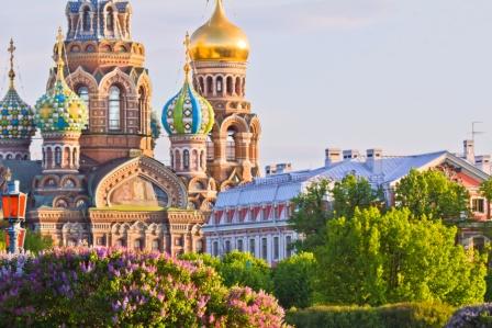 Ciruit Saint Petersbourg La majestueuse 4* - 1