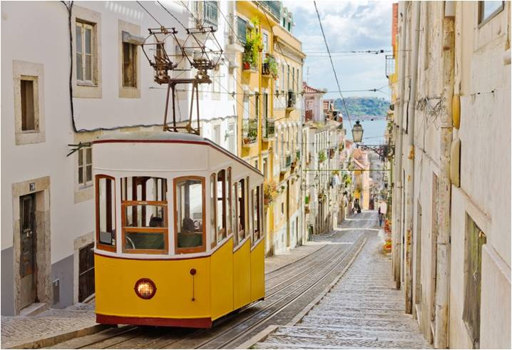 CHARMES ET SPLENDEURS DU PORTUGAL- Autotour